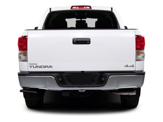 2013 Toyota Tundra 4WD Truck Pictures Tundra 4WD Truck Limited 4WD photos rear view