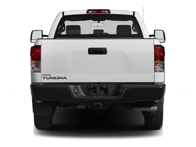 2013 Toyota Tundra 4WD Truck Pictures Tundra 4WD Truck SR5 4WD 5.7L V8 photos rear view