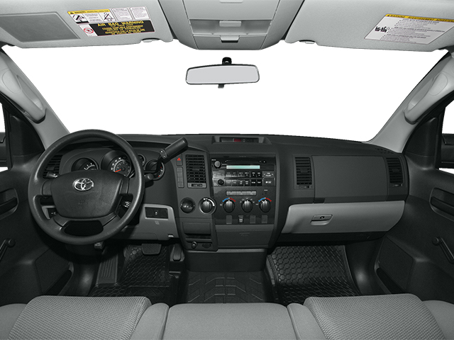 2013 Toyota Tundra 4WD Truck Pictures Tundra 4WD Truck SR5 4WD 5.7L V8 photos full dashboard