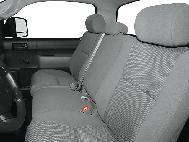 2013 Toyota Tundra 4WD Truck Pictures Tundra 4WD Truck SR5 4WD 5.7L V8 photos front seat interior