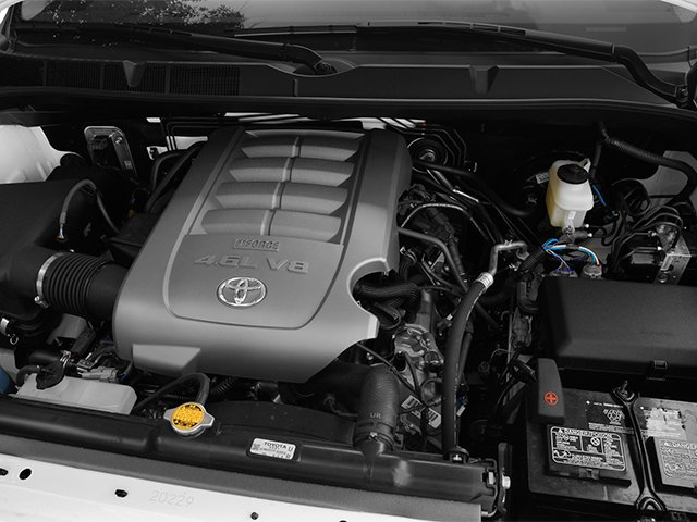 2013 Toyota Tundra 4WD Truck Pictures Tundra 4WD Truck SR5 4WD 5.7L V8 photos engine
