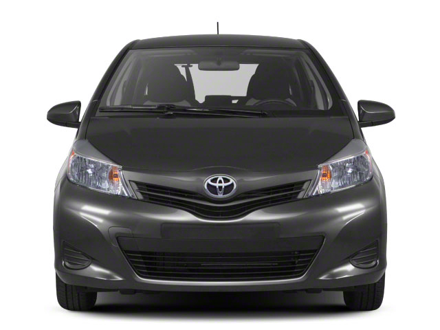 2013 Toyota Yaris Pictures Yaris Hatchback 5D LE I4 photos front view