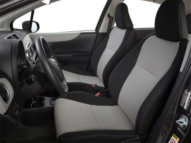 2013 Toyota Yaris Pictures Yaris Hatchback 5D LE I4 photos front seat interior