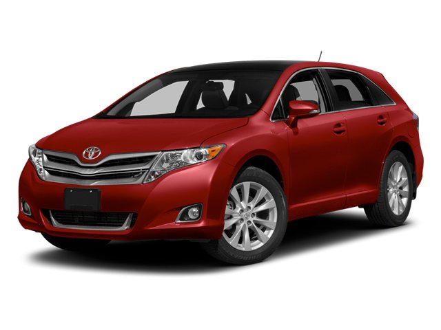 2013 Toyota Venza Prices and Values Wagon 4D LE AWD