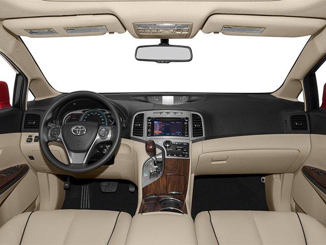 2013 Toyota Venza Prices and Values Wagon 4D LE AWD full dashboard