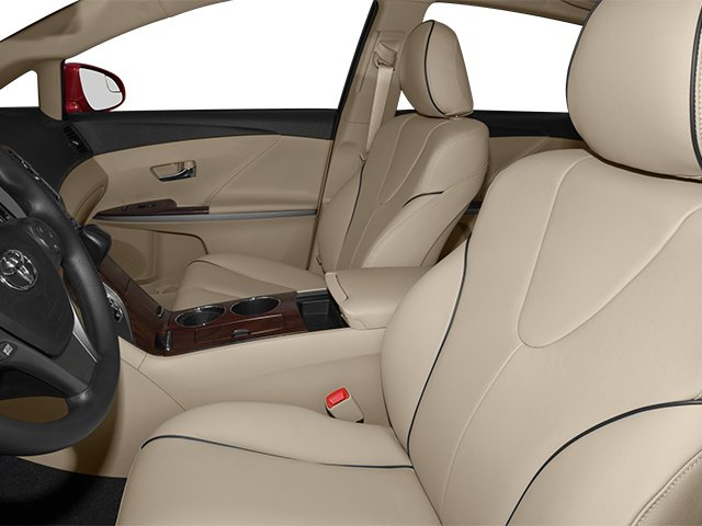 2013 Toyota Venza Prices and Values Wagon 4D LE AWD front seat interior