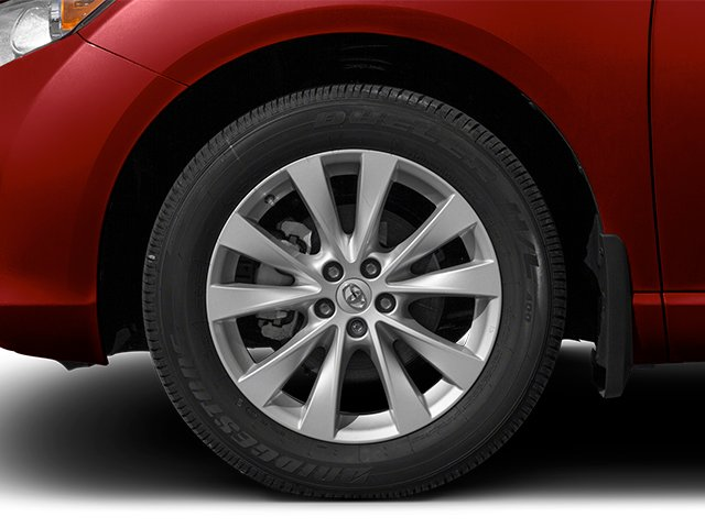 2013 Toyota Venza Prices and Values Wagon 4D LE AWD wheel