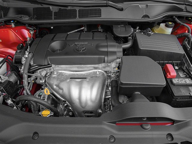 2013 Toyota Venza Prices and Values Wagon 4D LE AWD engine