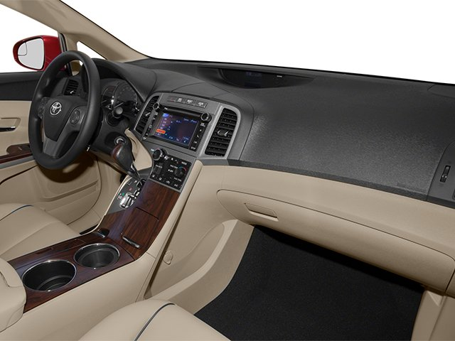 2013 Toyota Venza Prices and Values Wagon 4D LE AWD passenger's dashboard