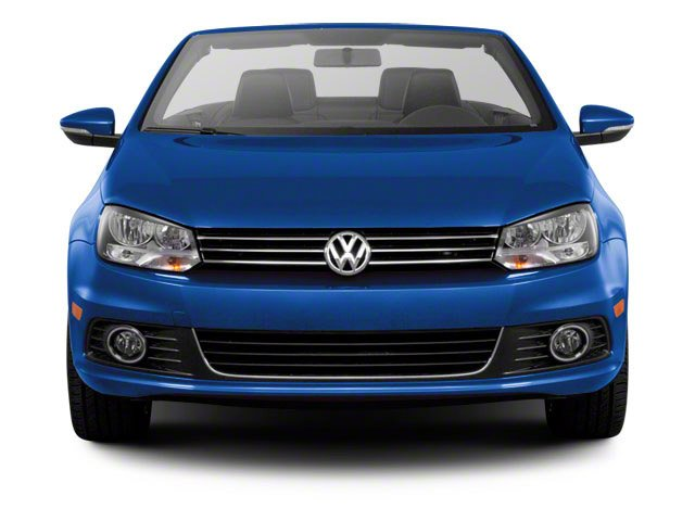 2013 Volkswagen Eos Prices and Values Convertible 2D Executive I4 Turbo front view