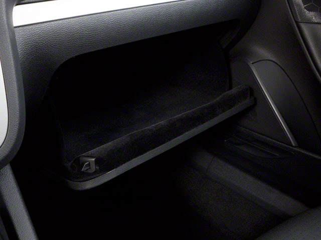 2013 Volkswagen Eos Prices and Values Convertible 2D Executive I4 Turbo glove box