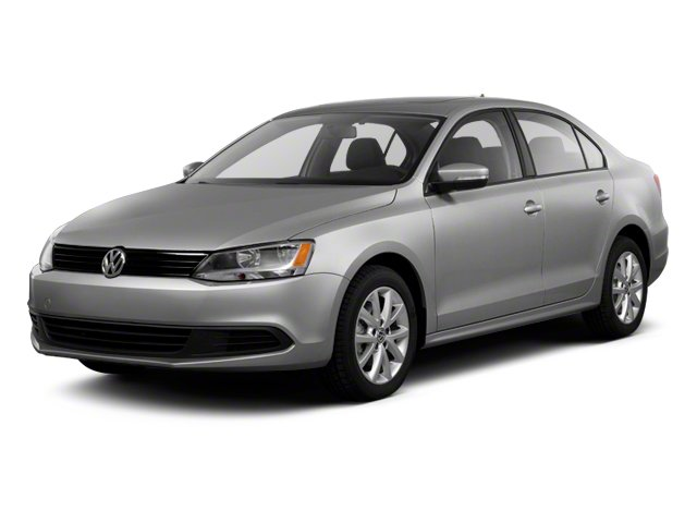 2013 Volkswagen Jetta Sedan Prices and Values Sedan 4D S I4 Auto side front view