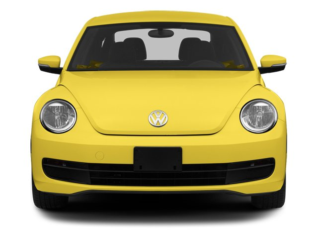 2013 Volkswagen Beetle Coupe Pictures Beetle Coupe 2D 2.5 I5 photos front view