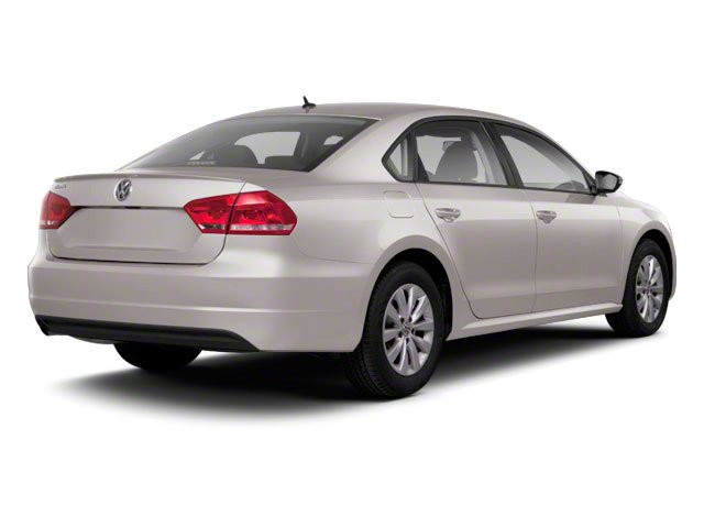 2013 Volkswagen Passat Prices and Values Sedan 4D SE I5 side rear view