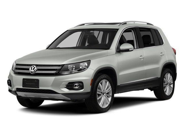 2013 Volkswagen Tiguan Pictures Tiguan Utility 4D SEL 2WD I4 Turbo photos side front view