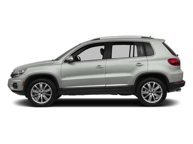 2013 Volkswagen Tiguan Pictures Tiguan Utility 4D SEL 2WD I4 Turbo photos side view