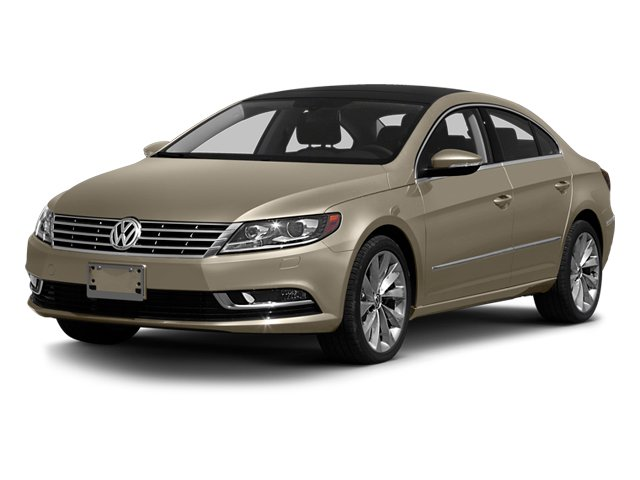 2013 Volkswagen CC Prices and Values Sedan 4D Sport side front view