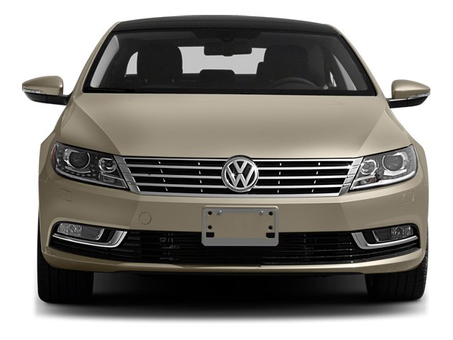 2013 Volkswagen CC Prices and Values Sedan 4D Sport front view