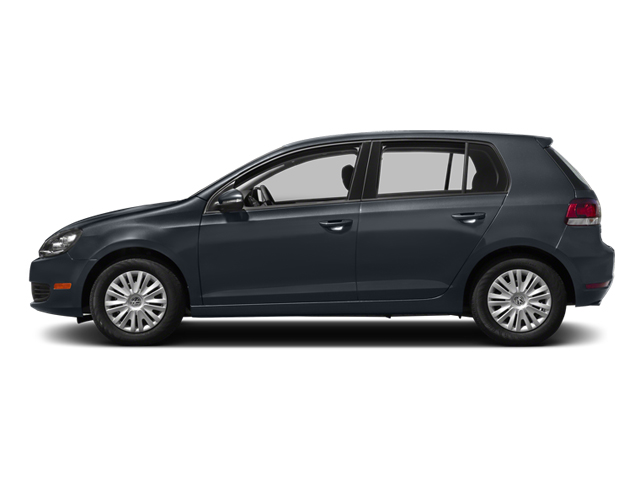2013 Volkswagen Golf Prices and Values Hatchback 4D I5 side view