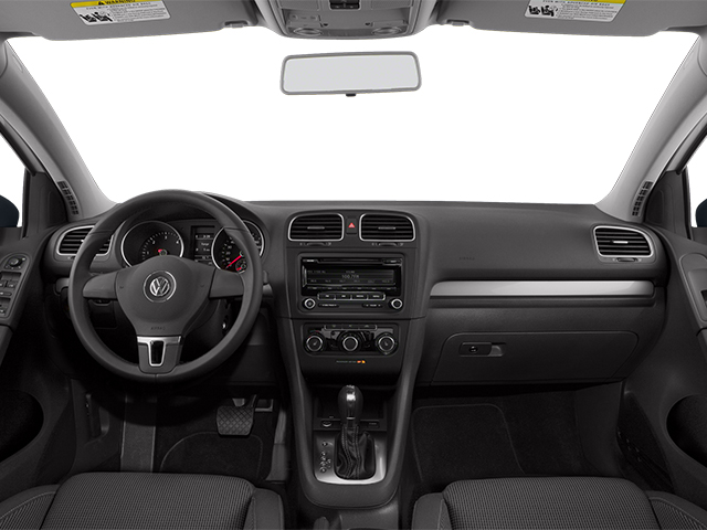 2013 Volkswagen Golf Prices and Values Hatchback 4D I5 full dashboard