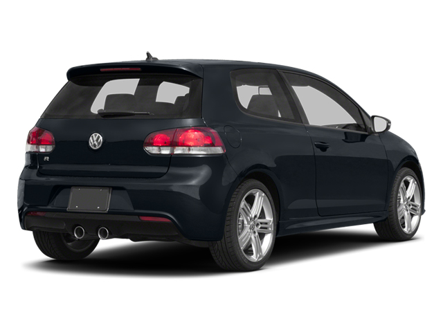Volkswagen Golf Coupe 2013 Hatchback 2D R AWD I4 Turbo - Фото 2