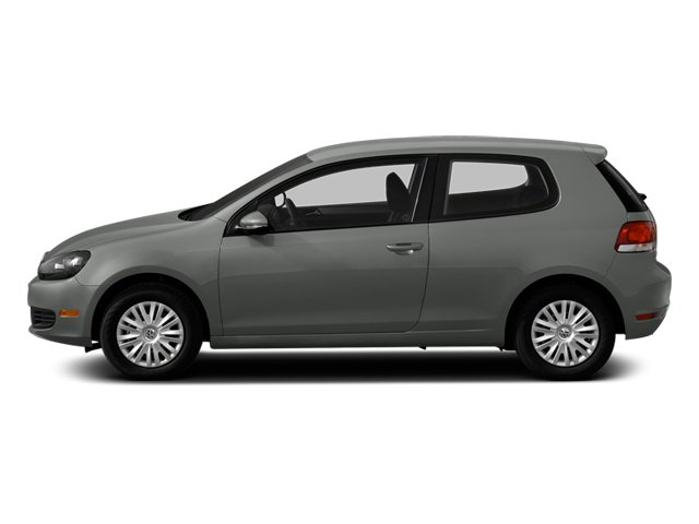2013 Volkswagen Golf Prices and Values Hatchback 2D I5 side view