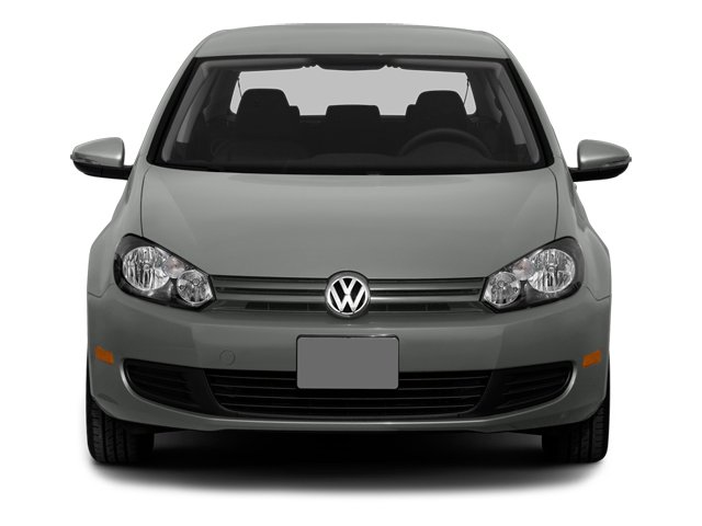 2013 Volkswagen Golf Prices and Values Hatchback 2D I5 front view