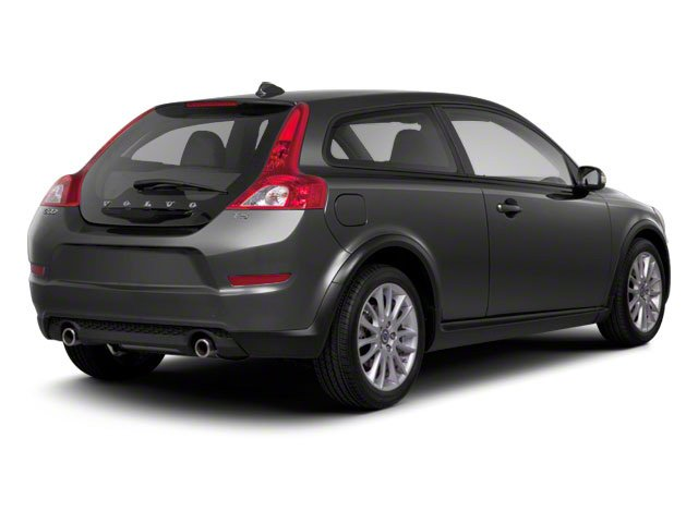 2013 Volvo C30 Prices and Values Hatchback 3D I5 Turbo side rear view