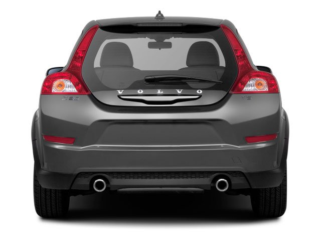 2013 Volvo C30 Prices and Values Hatchback 3D I5 Turbo rear view