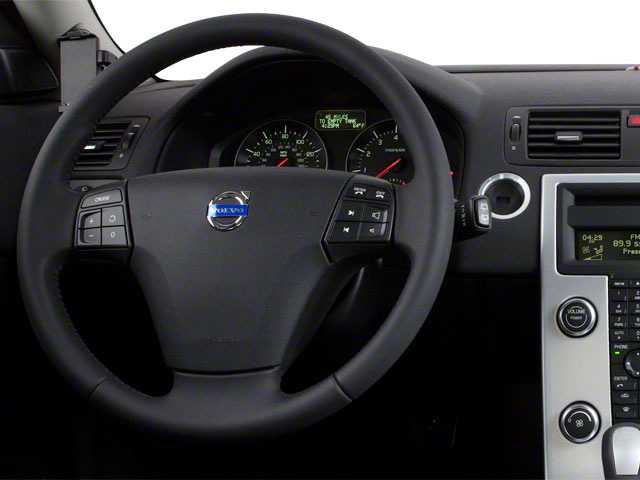 2013 Volvo C30 Prices and Values Hatchback 3D I5 Turbo driver's dashboard