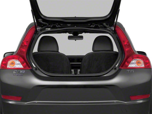 2013 Volvo C30 Prices and Values Hatchback 3D I5 Turbo open trunk