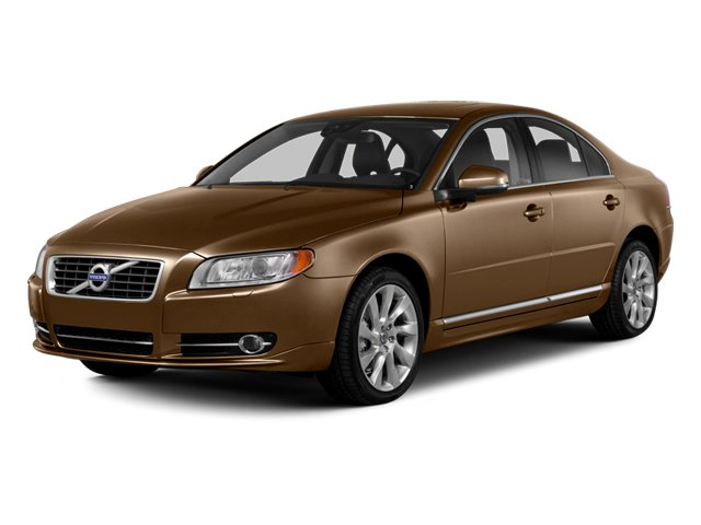 2013 Volvo S80 Prices and Values Sedan 4D I6 side front view