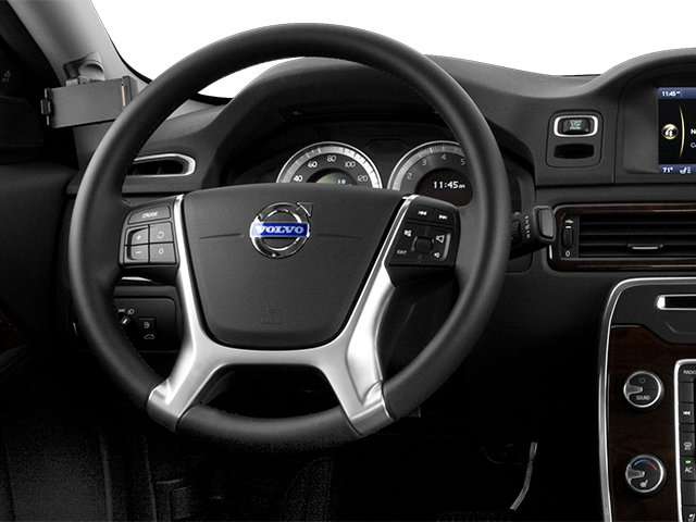 2013 Volvo S80 Prices and Values Sedan 4D I6 driver's dashboard