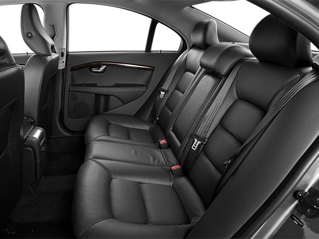 2013 Volvo S80 Prices and Values Sedan 4D I6 backseat interior