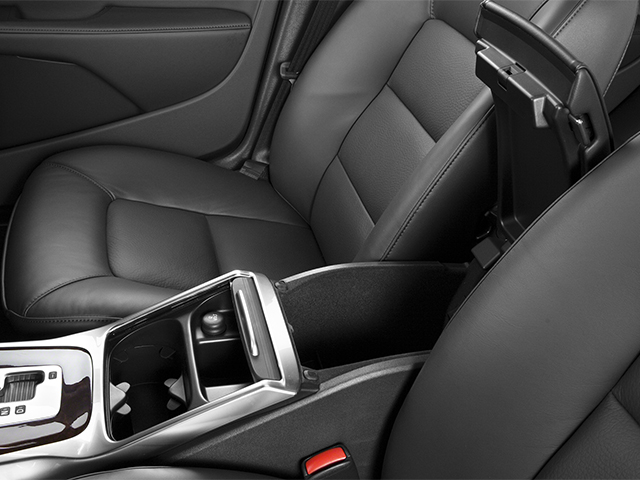 2013 Volvo S80 Prices and Values Sedan 4D I6 center storage console
