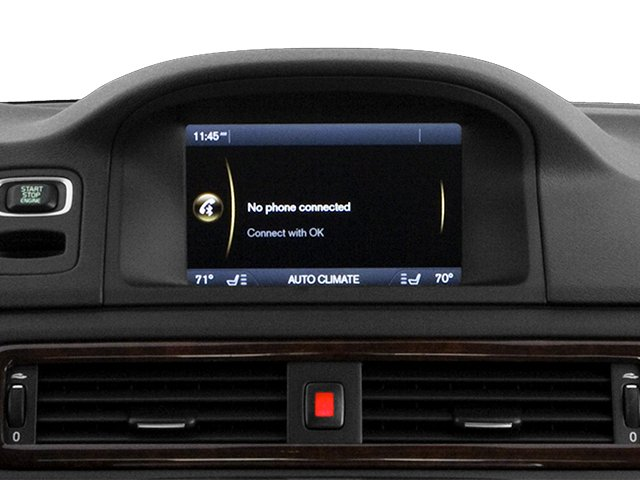 2013 Volvo S80 Prices and Values Sedan 4D I6 navigation system