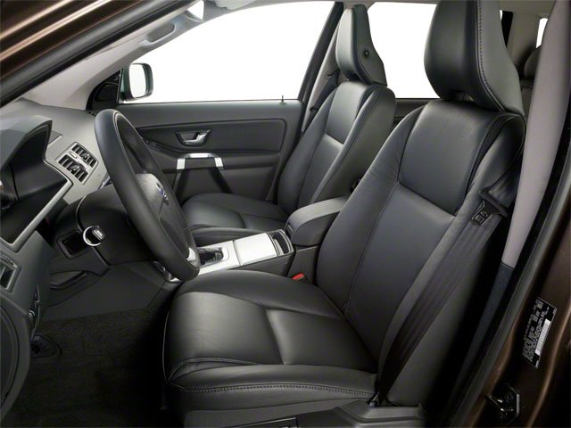 2013 Volvo XC90 Prices and Values Utility 4D 3.2 R-Design 2WD front seat interior