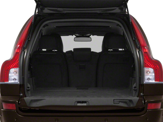 2013 Volvo XC90 Prices and Values Utility 4D 3.2 R-Design 2WD open trunk