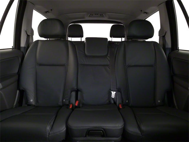 2013 Volvo XC90 Prices and Values Utility 4D 3.2 R-Design 2WD backseat interior