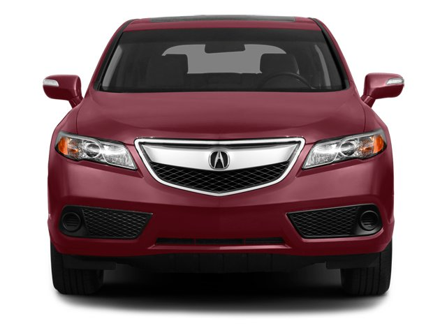 2014 Acura RDX Prices and Values Utility 4D 2WD V6 front view