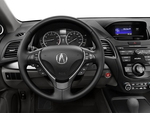 2014 Acura RDX Prices and Values Utility 4D 2WD V6 driver's dashboard