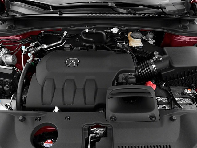 2014 Acura RDX Prices and Values Utility 4D 2WD V6 engine