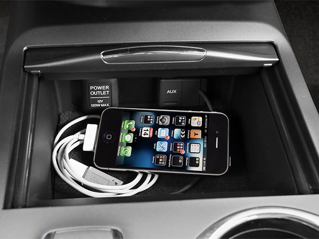 2014 Acura RDX Prices and Values Utility 4D 2WD V6 iPhone Interface
