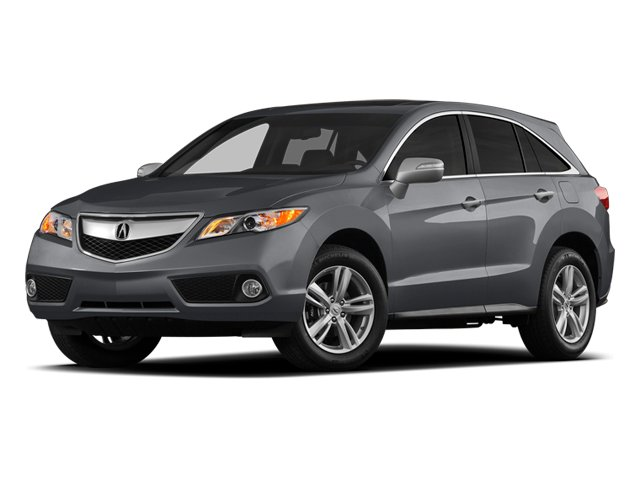 2014 Acura RDX Pictures RDX Utility 4D Technology 2WD V6 photos side front view