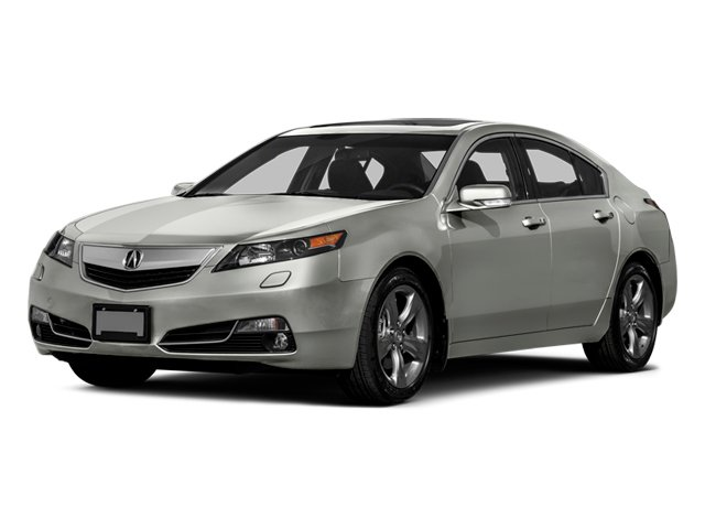 2014 Acura TL Pictures TL Sedan 4D V6 photos side front view