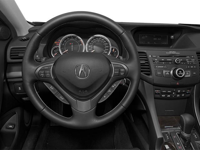 2014 Acura TSX Pictures TSX Sedan 4D I4 photos driver's dashboard