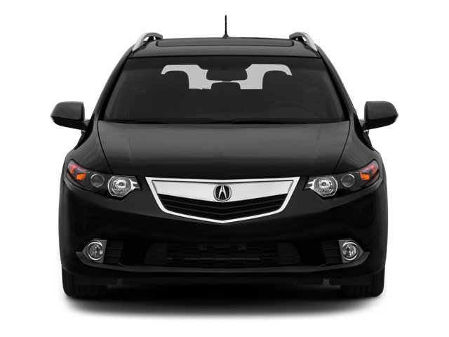 2014 Acura TSX Sport Wagon Pictures TSX Sport Wagon 4D Technology I4 photos front view