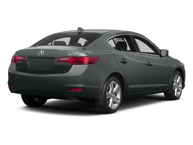 2014 Acura ILX Prices and Values Sedan 4D Technology I4 side rear view