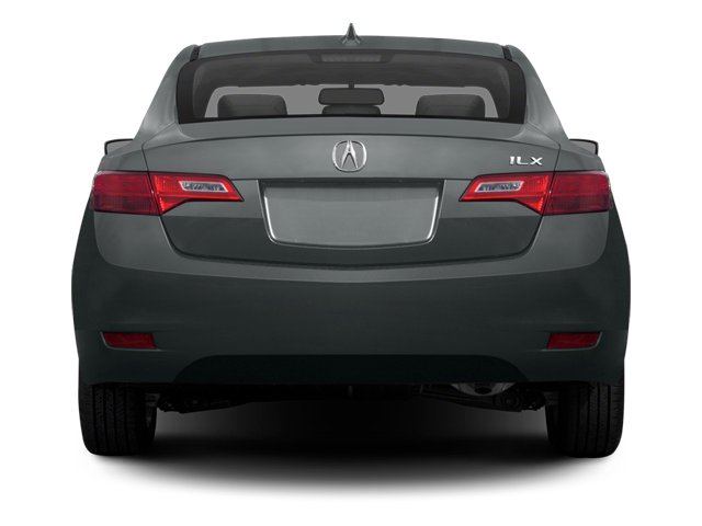 2014 Acura ILX Prices and Values Sedan 4D Technology I4 rear view