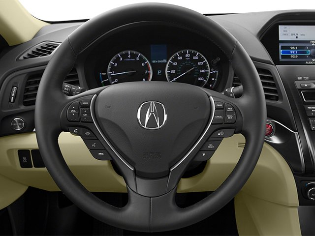 2014 Acura ILX Prices and Values Sedan 4D Technology I4 driver's dashboard